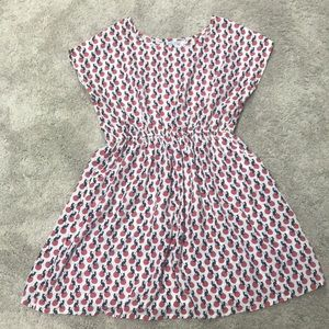 Polka Dot Cat Pocket Dress